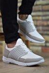 Erkek Beyaz Sportz Sneaker