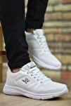 Unisex Beyaz  Sneaker 12020