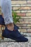 Erkek Lacivert  Sneaker 0012105