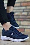 Unisex Lacivert Sneaker 12020