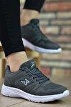Unisex Füme Beyaz  Sneaker 12020
