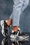 Siyah Kadın Sneaker DS.PMD239K2051