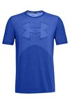 Erkek Spor T-Shirt - Ua Seamless Logo Ss - 1356798-401
