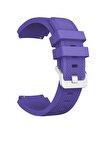 Mor Huawei Watch Gt Gt 2 Kordon Kayış Akıllı - 46mm