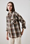 Vizon Kazayağı Gömlek TWOAW20GO0159