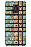 Yılbaşı Süsleri 15 Xiaomi Redmi Note 9s Kılıf Silikon Kapak