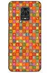Yılbaşı Süsleri 09 Xiaomi Redmi Note 9s Kılıf Silikon Kapak
