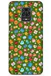 Yılbaşı Süsleri 20 Xiaomi Redmi Note 9s Kılıf Silikon Kapak