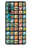 Xiaomi Mi Note 10 Pro Yılbaşı Süsleri  Kılıf
