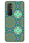 Ethnic Culture (99) Xiaomi Mi Note 10 Lite Kılıf Silikon Kapak