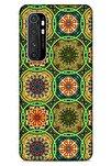 Ethnic Culture (97) Xiaomi Mi Note 10 Lite Kılıf Silikon Kapak Desenli