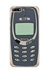 Huawei Y7 (2018) Telefon Kılıfı Orjinal Nokia 3310 Tasarımlı