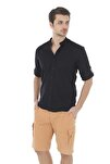 Lenasso Basic Gömlek 19-y10016