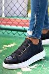 Erkek Ayakkabı Siyah Ch251