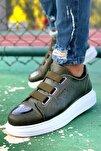 Bt Erkek Ayakkabı Haki Ch251