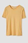 Kadın Kısa Kollu Basic T-Shirt 05244357