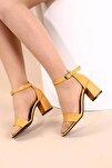 Hardal Kadın Topuklu Ayakkabı 2013-05-1604