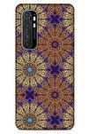 Ethnic Culture 98 Xiaomi Mi Note 10 Lite Silikon Kapak Desenli Kılıf