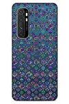 Ethnic Culture (93) Xiaomi Mi Note 10 Lite Kılıf Silikon Kapak Desenli