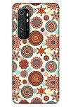 Ethnic Culture (41) Xiaomi Mi Note 10 Lite Kılıf Silikon Kapak