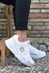 Beyaz Beyaz Erkek Sneaker 0012S06