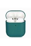 Apple Airpods Silk Silikon Kılıf