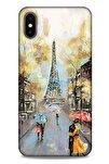 Cityx (29) Iphone Xs Max Uyumlu Kılıf Silikon Kapak Desenli
