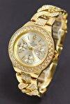 Kadın Sarı Fonksiyonlu Kol Saati 339472