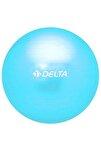 55 cm Mavi Dura-Strong Deluxe Pilates Topu