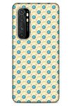 Nazarium (8) Desenli Silikon Kapak Xiaomi Mi Note 10 Lite Uyumlu Kılıf
