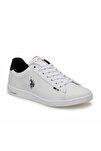 Erkek Beyaz U.s.polo Assn.100548978 Franco Dhm Ayakkabı