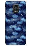 Spacex (2) Tema Kabı Xiaomi Redmi Note 9s Kılıf