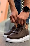 Ch073 Bt Erkek Ayakkabı Kahve