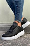 Ch073 Bt Erkek Ayakkabı Siyah