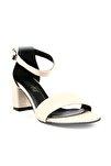 Ten Lazerli Kadın Topuklu Ayakkabı 2013-05-1604