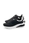 Siyah Beyaz Kadın Sneaker TS1018