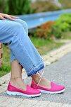 Kadın Fusya Ayakkabı