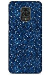 Spacex (4) Tema Koruma Kılıfı Xiaomi Redmi Note 9s Kılıf