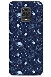 Spacex (1) Tema Kılıfı Xiaomi Redmi Note 9s Kılıf