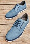 Mavi Erkek Ayakkabı
