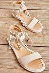 Bej Kadın Sandalet L0652071065