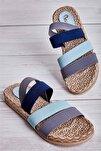 Gri Kadın Sandalet L0682020054