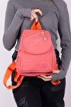 Kadın Badi Bag Kullanışlı Çok Gözlü Klinkır Sırt Çanta Tbc111