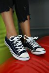 Kadın Lacivert Ayakkabı M9999-19-100165R