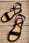 Sıyah Kadın Sandalet L0652071165
