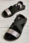 Platin Kadın Sandalet L0642222210
