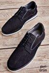 Sıyah Erkek Ayakkabı