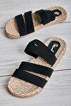 Siyah Kadın Sandalet L0682020054