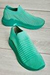 Yeşil Kadın Sneaker L06734505