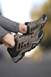 Vizon Siyah Erkek Trekking Ayakkabı 0012189